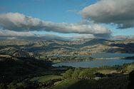 Overlooking Akaroa