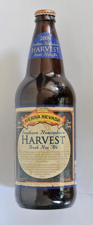 Southern Hemisphere Fresh Hop Ale