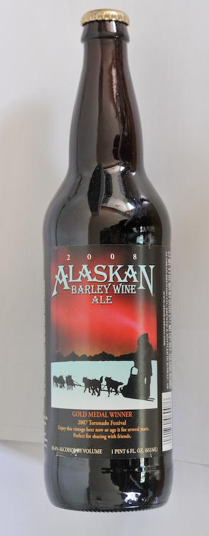 Alaskan Barley Wine 2008
