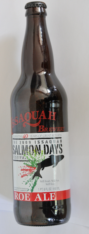 Issaquah Brewery Roe Ale 2009